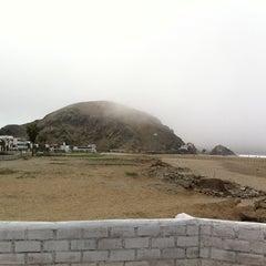 Photo taken at Bujama by Mauricio R. on 1/4/2014