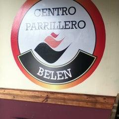 Photo taken at Centro Parrillero Belen by Ana Maria A. on 4/21/2013
