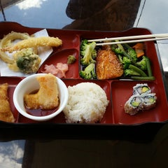 Photo taken at Aloha Sushi by Denise D. on 5/2/2015