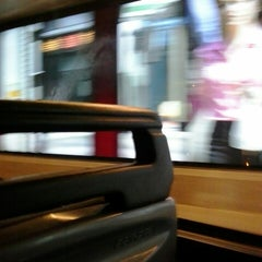Photo taken at Bus 76 by Philip R. on 1/25/2014