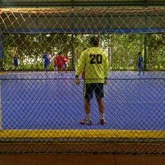 Photo taken at Batununggal Indah Club (Sports Center) by Renni S. on 9/20/2013