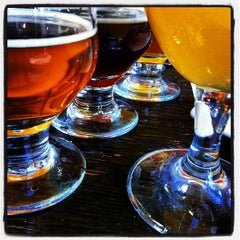 Photo taken at Stone Brewing World Bistro & Gardens by Doug d. on 4/20/2013