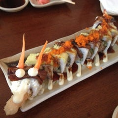 Photo taken at Sushi Tei by Ira R. on 10/18/2012
