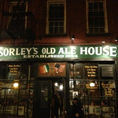 Photo taken at McSorley's Old Ale House by Cristiana D. on 1/27/2013