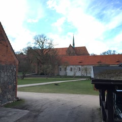 Photo taken at Zisterzienserkloster Chorin by marcus L. on 4/7/2015