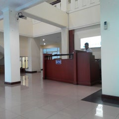 Photo taken at Asuransi Jasa Indonesia (Jasindo) by Rumkeny J. on 3/9/2015