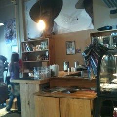 Photo taken at Hacienda San Pedro Coffee Shop by Noel D. on 12/13/2012