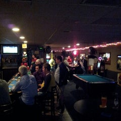 Photo taken at Champions Pub by Thomas A. on 12/29/2012