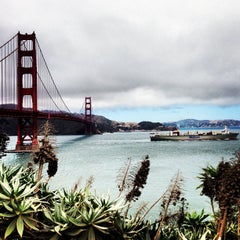 Photo taken at Golden Gate Bridge by Kelly B. on 7/15/2013