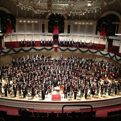 Photo taken at Symphony Center (Chicago Symphony Orchestra) by Chris O. on 3/17/2013