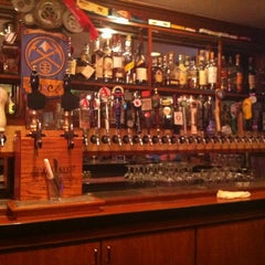 Photo taken at Backcountry Pizza & Tap House by Tim M. on 11/26/2012