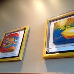 Photo taken at California Pizza Kitchen by Ryan H. on 4/25/2013