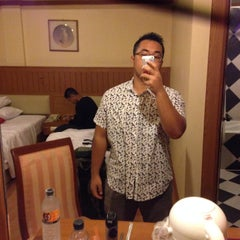 Photo taken at Bangkok Residence Hotel by Ashrill F. on 9/15/2014