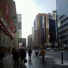 Photo taken at Toronto Marriott Bloor Yorkville Hotel by Matthew S. on 1/31/2013