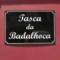 Photo taken at Taberna A Badalhoca by Mário V. on 6/13/2013