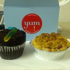 Photo taken at Yum! Kitchen and Bakery by surlypac on 6/11/2013