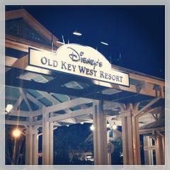 Photo taken at Disney's Old Key West Resort by Frank L. on 9/11/2013