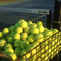 Photo taken at Polo Tennis & Fitness by Viktoriya J. on 10/28/2014