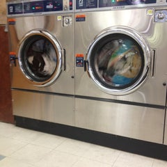 Photo taken at Launderland Coin Wash by Kip M. on 10/17/2012