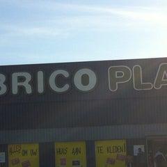 Photo taken at Brico Plan-It by Jonas R on 10/31/2013