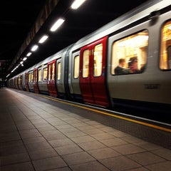 Photo taken at Euston Square London Underground Station by Ming Y. on 9/25/2013
