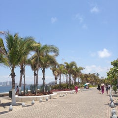 Photo taken at Malecón by Mariana G. on 5/4/2013