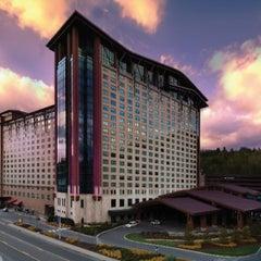 Photo taken at Harrah's Cherokee Casino & Resort by Greg C. on 4/14/2013