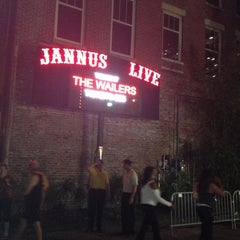 Photo taken at Jannus Live by Marisa on 4/26/2013