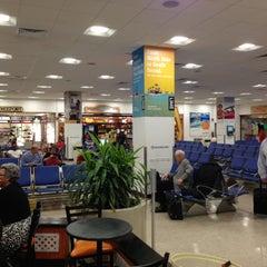 Photo taken at Owen Roberts International Airport (GCM) by James S. on 4/16/2013