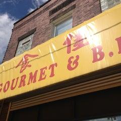 Photo taken at Wonton Gourmet & BBQ by Lulu on 10/3/2012