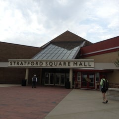 Photo taken at Stratford Square Mall by Debbie G. on 5/2/2013