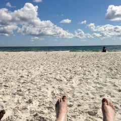 Photo taken at The Beach by Mikel P. on 10/17/2012
