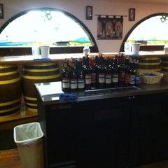 Photo taken at Bella Vista Winery by Jon T. on 3/22/2014