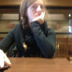 Photo taken at Cafetaria sporthal HoGent, bij Anneke by Sammie H. on 12/14/2012