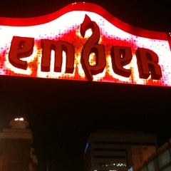 Photo taken at Ember by Lionel R. on 7/7/2013
