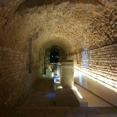 Photo taken at Circ romà de Tarragona by Blanca G. on 10/27/2012