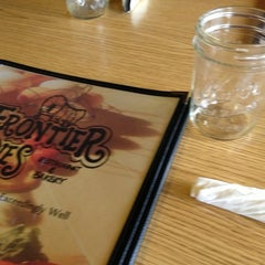 Photo taken at Frontier Pies by Sumoflam on 3/20/2013