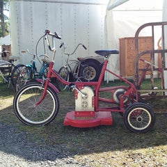 Photo taken at Brimfield Antique Show by Jason A. on 5/18/2013