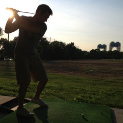 Photo taken at Randalls Island Golf Center by David F. on 6/21/2013
