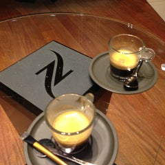 Photo taken at Nespresso Boutique by Marco F. on 1/18/2013