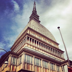 Photo taken at Mole Antonelliana by Antonio F. on 7/2/2013