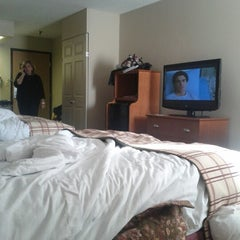 Photo taken at Best Western Plus University Park Inn & Suites by Braeden W. on 2/16/2013