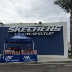 Photo taken at SKECHERS Factory Outlet by Julian G. on 7/14/2014