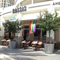 Photo taken at Cassis American Brasserie by Bruce B. on 6/30/2013