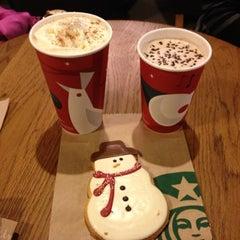 Photo taken at Starbucks by Shane L. on 11/12/2012