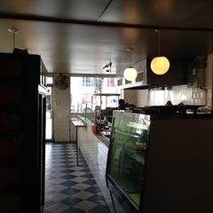 Photo taken at Govinda's Gourmet Vegetarian by Oshi Y. on 12/4/2012