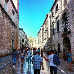 Photo taken at Stari Grad (Old Town) by Aleksander P. on 6/17/2015