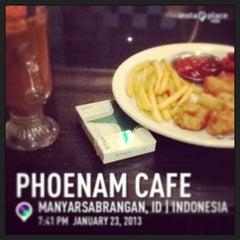 Photo taken at Phoenam Cafe by Nva B. on 1/23/2013