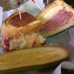 Photo taken at Maize N Blue Deli by Chris L. on 12/31/2012