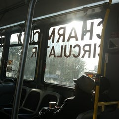 Photo taken at Charm City Circulator Purple Route - Penn Station (Southbound) - #311 by Timothy S. on 11/6/2012